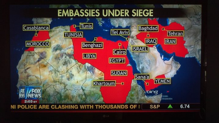 Obama Destabilized the Middle East on Purpose by Karin McQuillan