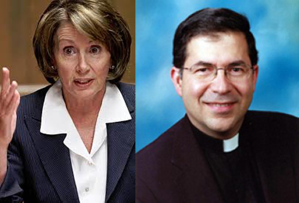 Open Letter to Nancy Pelosi on Abortion from Priests for Life (1/2)