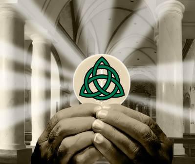 Eucharist  Trinity