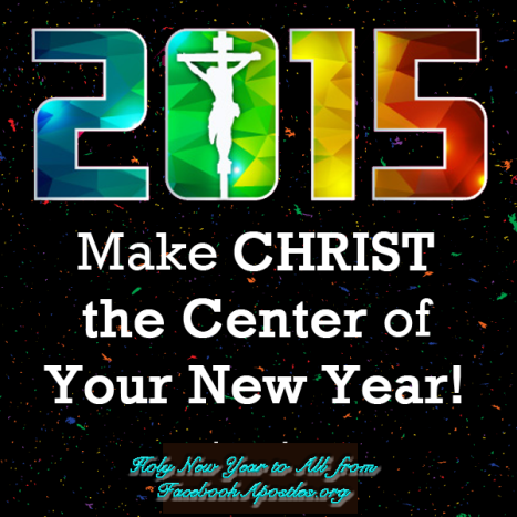 Christ New Year