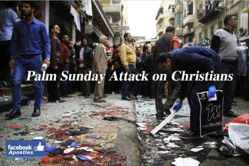 Palm Sunday Attack